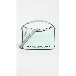 The Marc Jacobs Girl's The Soft Box 23 Bag Icy Mint Multi AHAC426